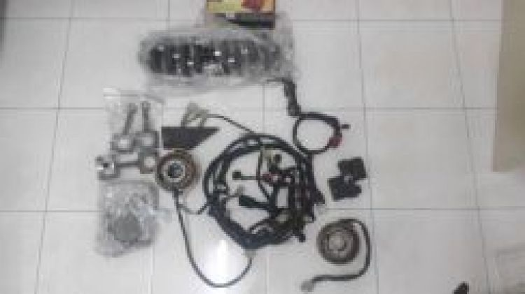Crankshaft Honda CBX750P , CBX750 , CBX 750