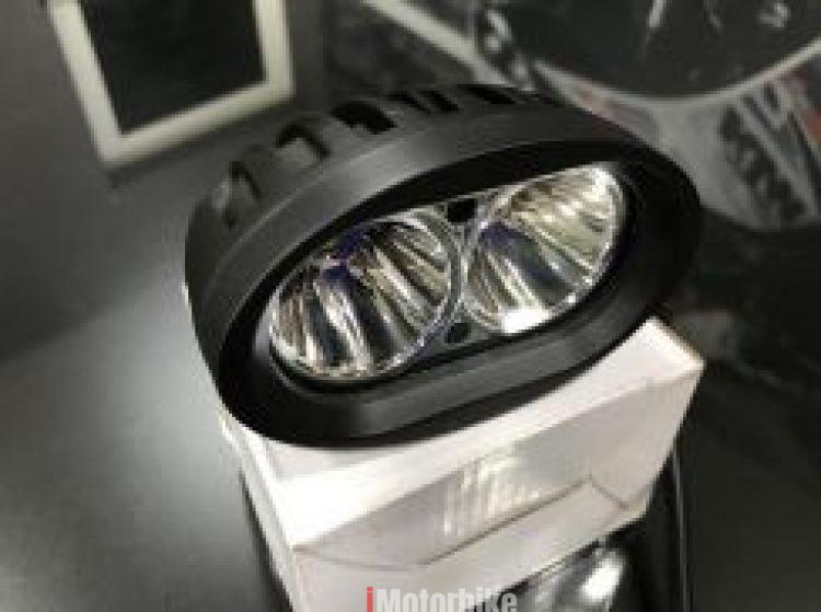 Double LED Spotlight ( KHM Kian Huat )
