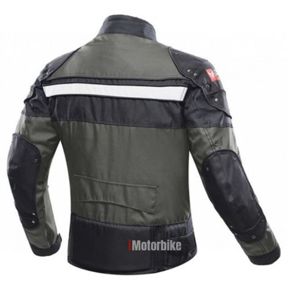 6c675b6b2 DUHAN Motorcycle Jacket Riding Armor Motocross Off-road Jacket Moto Men  Windproof Clothing Motorbike Protector for Winter AutumnSize l, RM303,  Jackets ...