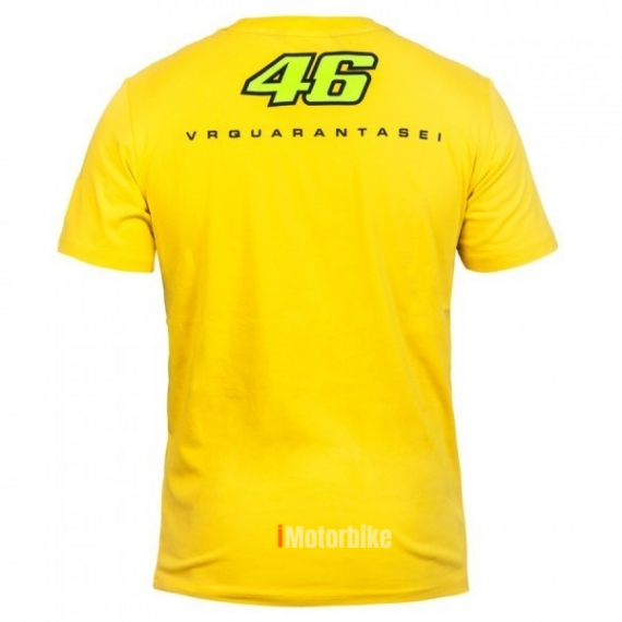 6b21e6216 VR46 The Doctor 46 T-Shirt - Size S