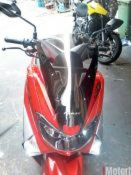 Yamaha Nmax Windshield 2 TONE COLOR