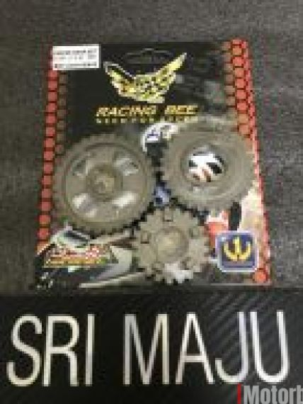 Racing bee Engine gear set Lc135, RM220, Gearboxes & Gearbox Parts  Motorcycles, Johor | imotorbike my