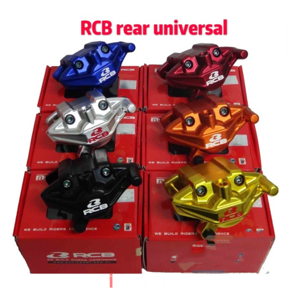 racing-boy Caliper Rear y15ZR /RS150/LC135 Universal (S Series) | Calipers  & Parts Motorcycles iMotorbike Malaysia