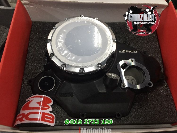 Y15ZR RACING BOY RCB ENGINE COVER / CLUTCH HOUSING, RM380, Other Engines &  Engine Parts Racing Boy Motorcycles, Racing Boy Selangor | imotorbike my