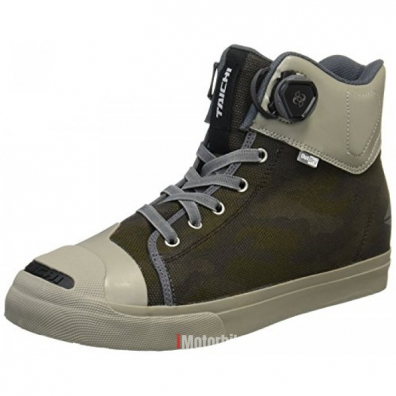 RS Taichi RSS009 Taichi OutDry BOA Riding Shoes (Camouflage) Size 32