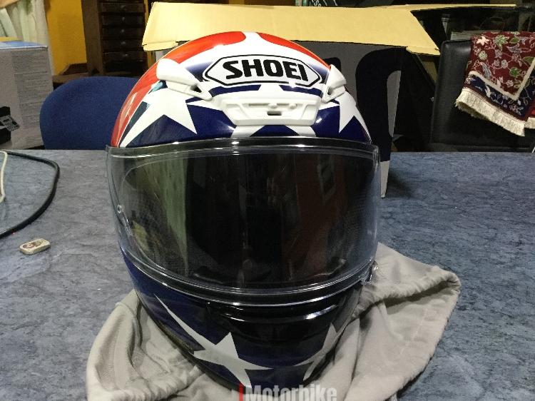 Shoei RF-1200 Indy Marquez