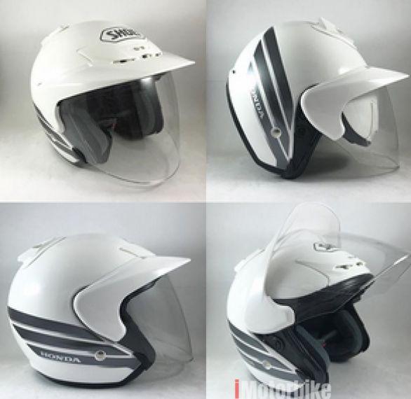 37ff74d6 Shoei J-Force2 Honda white Size M, RM550, Helmets Shoei Motorcycles ...
