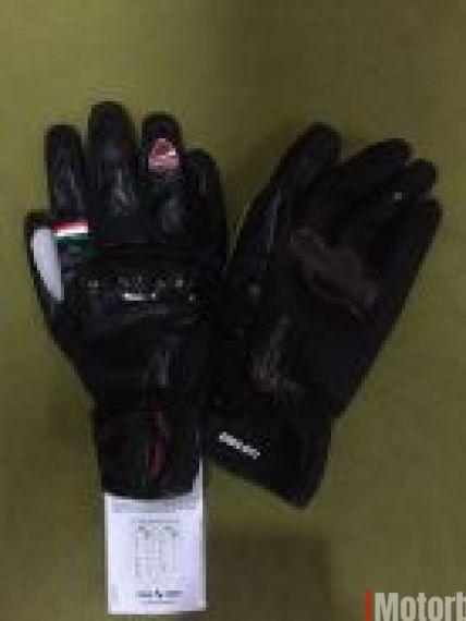 Ducati City C2 Goatskin Leather Gloves Size L