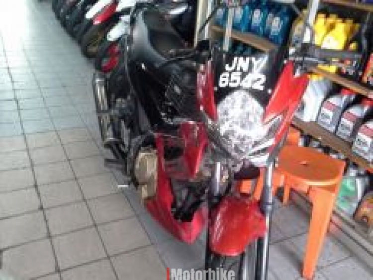 2012 Suzuki belang r150 second hand