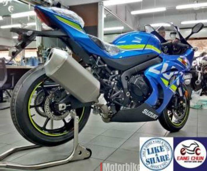 2017 Suzuki Gsx-r1000 gsx r1000a gsxr1000 Year EndSales