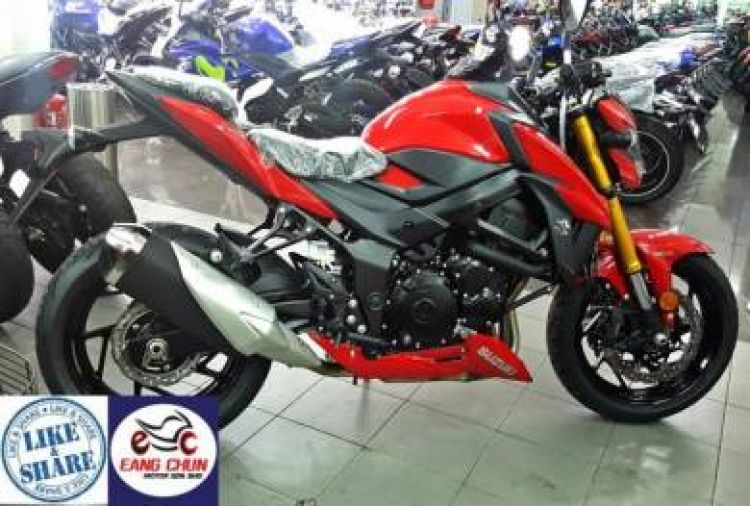 2017 GSXS 750 GSX 750 Exhaust Slip On YEAR END SALES