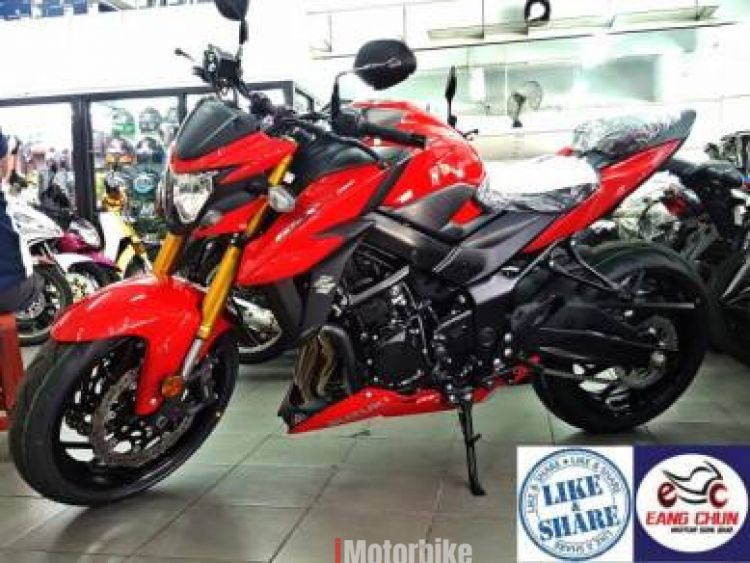 2018 GSXS 750 GSX 750 Exhaust Slip On March- May Sales