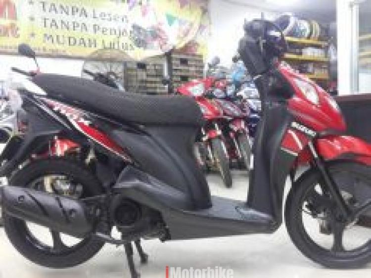 2015 Suzuki Nex110l/Elektrik Murah/Berbaloi (D/p Rm100)