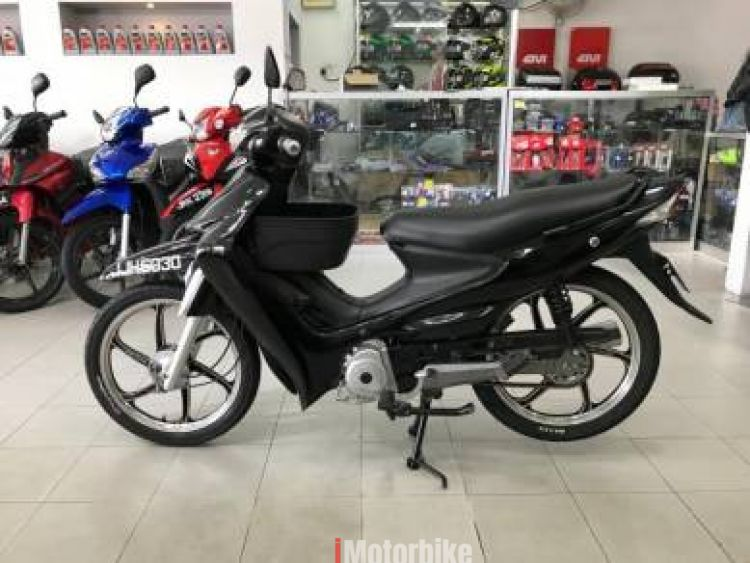 2005 Suzuki Smash 110 murah