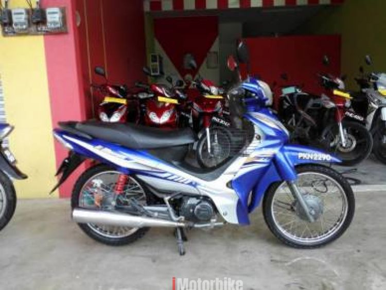 2007 Sym Magic 110 RR Specs Images and Pricing