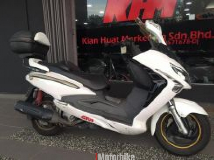 2009 SYM Evo 250 SecondHand