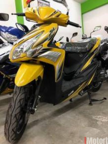 2017 Sym jet power - scooter