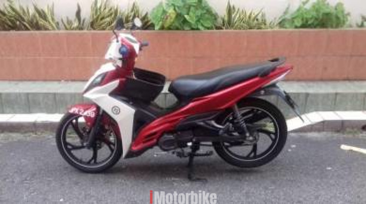 2012 Sport Bonus 110 SR URGENT Click on the heart to add this to your Favourite list.