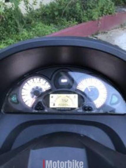 2012 2012 Sym VTS 200 vts200 Cantik Mileage Rendah