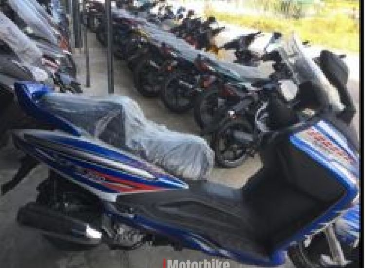 2017 Sym vts200 vts clear stock offer price at sml moto