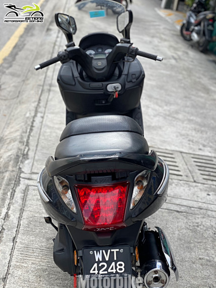 SYM VTS 200 Scooter Tip Top Condition OFFER LET GO