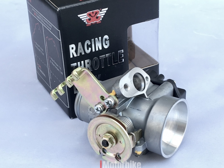 SYS RACING THROTTLE BODY Y15ZR / RS150 / R15 / FZ150i / NMAX / PCX150 / EGO  fi / MIO fi