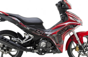 2017 Benelli RFS 150i, RM7,800 - Red Benelli, New Benelli