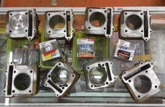 Big Bore & Top End Kits Motorcycles in Sungai Jawi | iMotorbike