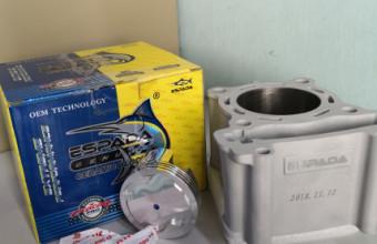 Kepala Piston Sepeda Motor di Ulu Tiram | iMotorbike