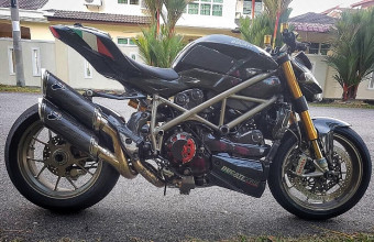 Ducati Streetfighter Motorcycles in Malaysia   iMotorbike