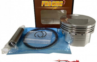 EX5/DREAM PISTON KIT 57(HIGH COMPRESSION)