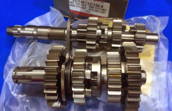 GEARBOX RACING LC135 4 SPEED AUTO CLUTCH