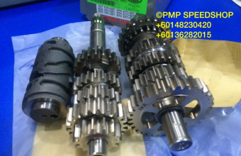 FAITO RACING 6 SPEED GEARBOX COMPLETE SET FOR YAMAHA LC135