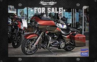 Harley-Davidson CVO Road Glide Motorcycles in Malaysia