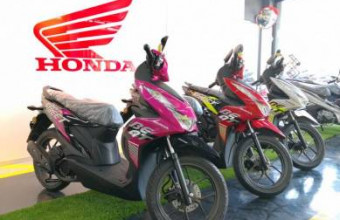 HONDA BEAT 110 (NEW YEARS PROMO 2021)