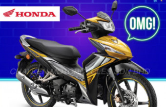 HONDA DASH 125 11.11 OFFER DEPOSIT RM 110