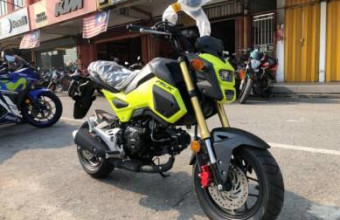 Buy & Sell Honda MSX125 with Best Prices