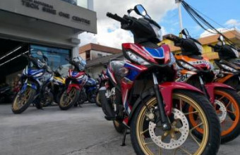 HONDA RS150 (NEW YEARS PROMO 2021)