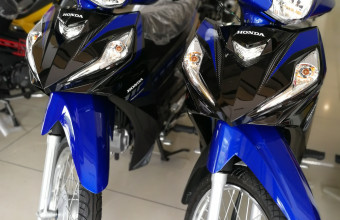 HONDA WAVE ALPHA 110 (DRUM) *DEPOSIT RENDAH*