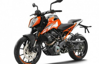 KTM DUKE 250 - MUKA 0 FULL LOAN