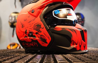 MT HELMETS STREETFIGHTER 2021 NEW DESIGN