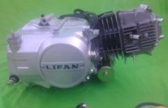 ENJIN LIFAN 125cc Starter, RM1,250, Complete Engines