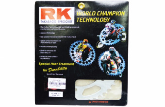 HONDA RS150 Rear Sprocket ALLOY BOSHI PRO (RS 150), RM180, Chains