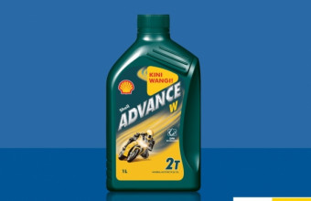 SHELL ADVANCE AX3 SAE40 4T 1L, RM15, Engine Oil and Transmission