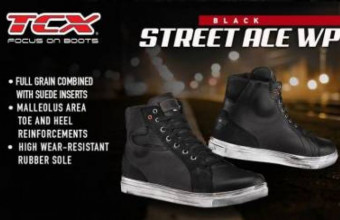 TCX Street Ace WP, RM550, Boots TCX