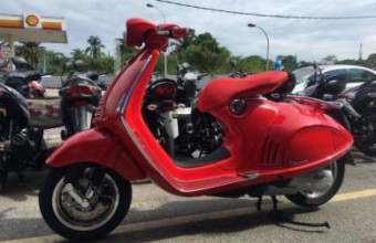 Vespa 946 RED - New Motorcycles in Malaysia | iMotorbike