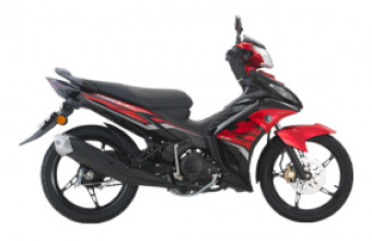 YAMAHA 135LC V7 (JANUARY PROMOTION)