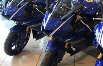 2018 2019 Yamaha R6 Limited Stock Low Rate