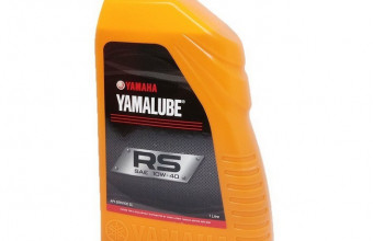YAMALUBE 4T RS 10W-40 FULLY SYNTHETIC MOTORCYCLE OIL (1.0L)(4T RS ONLY)