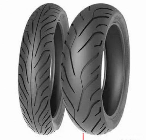 Timsun 689F 110/70/17-150/70/17 Soft Compound Kawasaki Ninja 250